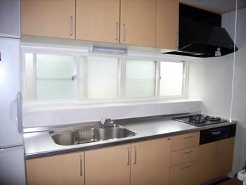収納スペースが増えて、高さも調度よくなり、お料理が楽しみになりました。