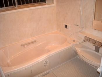 温かい浴室になって、入浴が大好きになりました。ありがとうございました。